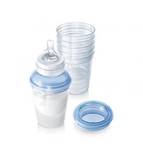 AVENT VIA AVENT Feeding System SCF610/05 Breast milk