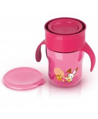AVENT TASSE DECORATION FILLE 260ML SCF608/06