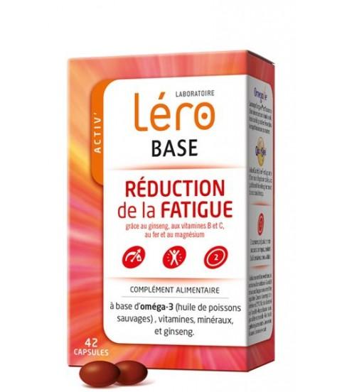 LERO BASE - REDUCTION DE LA FATIGUE - 42 CP