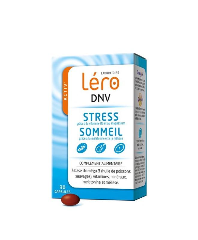 LERO DNV - STRESS ET SOMMEIL - 30CP
