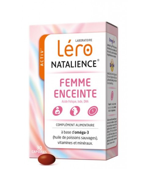 LERO NATALIENCE - FEMME ENCEINTE - 30CP