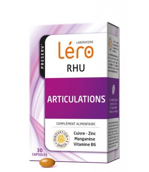 LERO RHU - ARTICULATIONS - 30CP