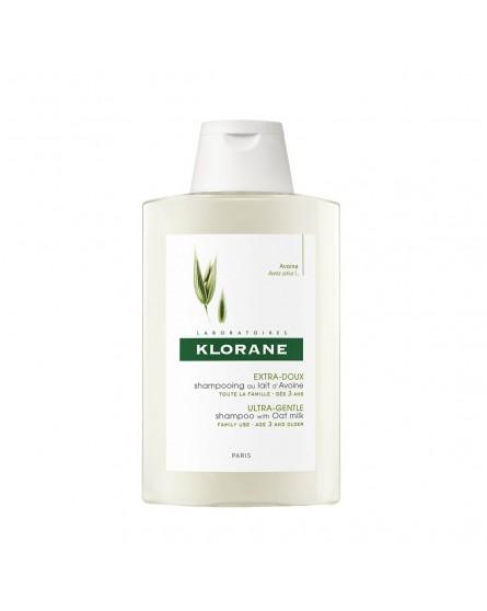 Klorane Shampooing au lait d'Avoine 200 ml