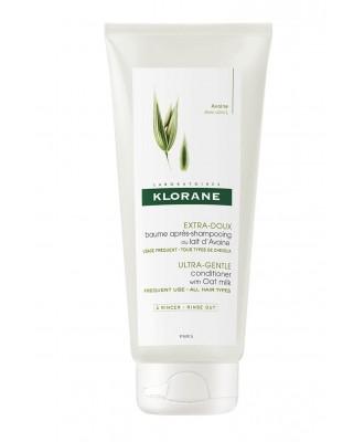 Klorane Baume après-shampooing au lait d'Avoine 150 ml