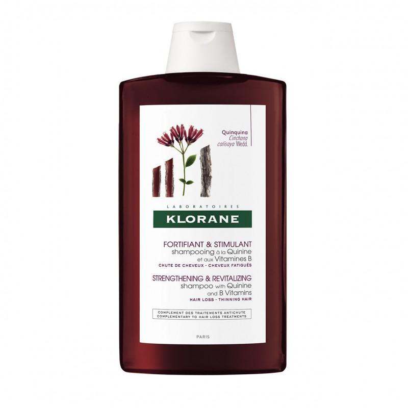 Klorane Shampooing à la Quinine et aux vitamines B 400 ml