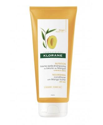 Klorane Baume après-shampooing au beurre de Mangue 150 ml