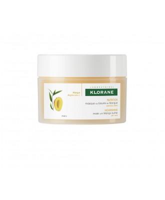 Klorane Masque réparateur au beurre de Mangue 150 ml