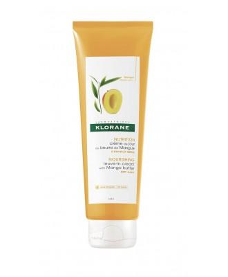 Klorane Crème de jour au beurre de Mangue 125 ml