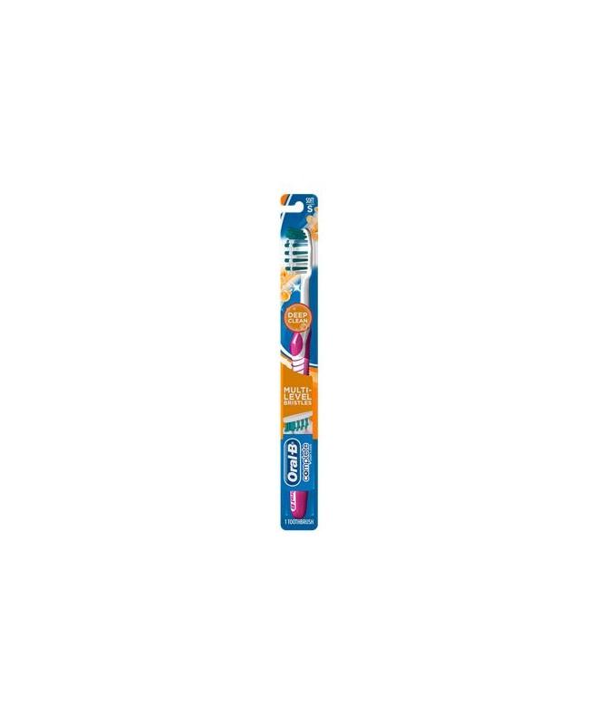 Oral B Advantage Complete Deep Clean Medium 40 Toothbrush