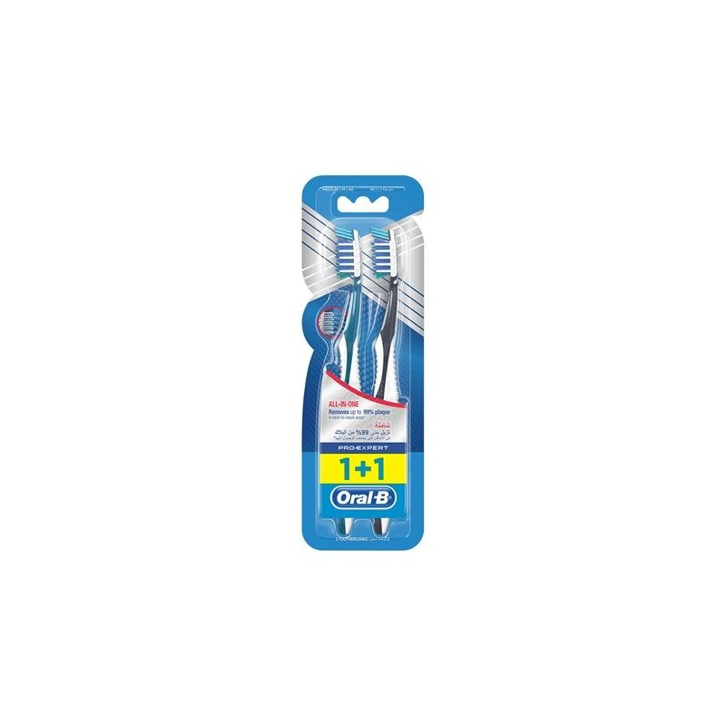 Oral B Pro-Expert All in One Medium 40