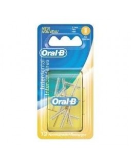 Oral B Recharges fines cylindriques