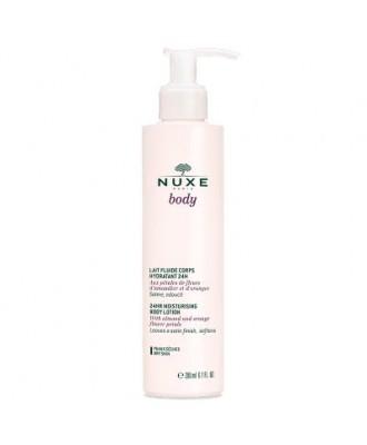 Nuxe Body Lait Fluide Hydratant 200 ml