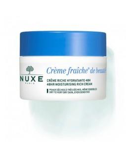 Nuxe Crème riche hydratante Crème fraîche® 50 ml