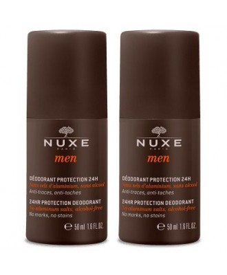 Nuxe Men Deodorant 50ml Duo