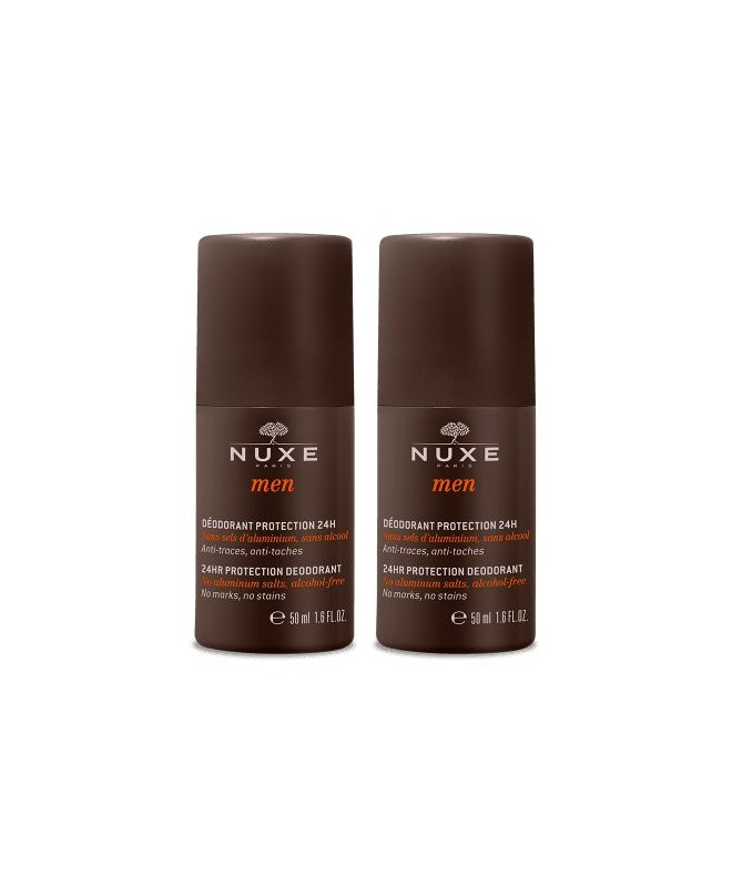 Nuxe Men Déodorant 50 ml Duo