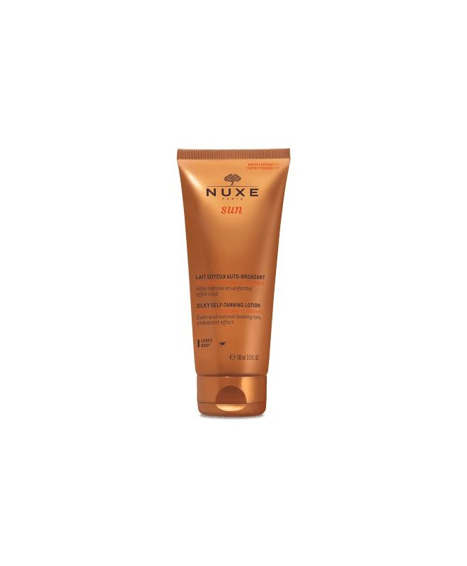 Nuxe Sun Self Tanning Emulsion for Face 100ml