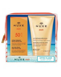 Nuxe Sun Melting Cream High Protection for Face SPF50 50ml Kit