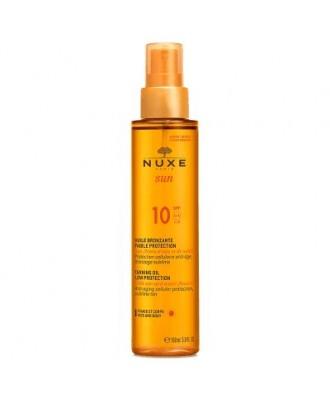 Nuxe Sun Huile SPF10 150 ml