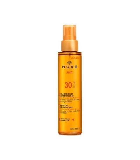 Nuxe Sun Huile SPF30 150 ml
