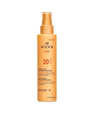 Nuxe Sun Spray Face and Body SPF20 150ml