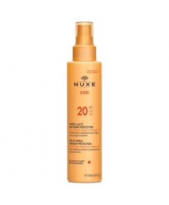 Nuxe Sun Spray Face and Body SPF20 150ml