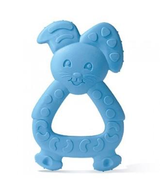 دودي حلقة التسنين الأرنب الأزرق