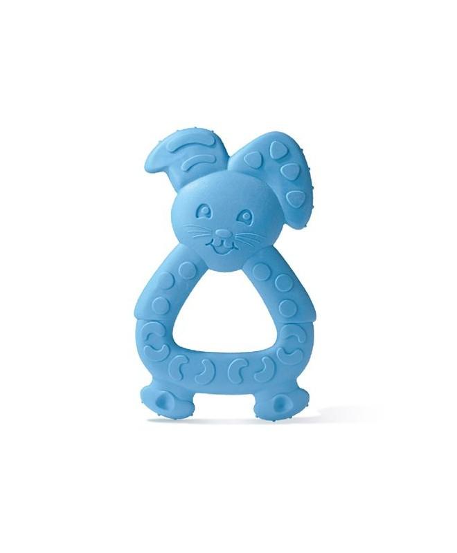 Dodie Anneau de Dentition Lapin Bleu