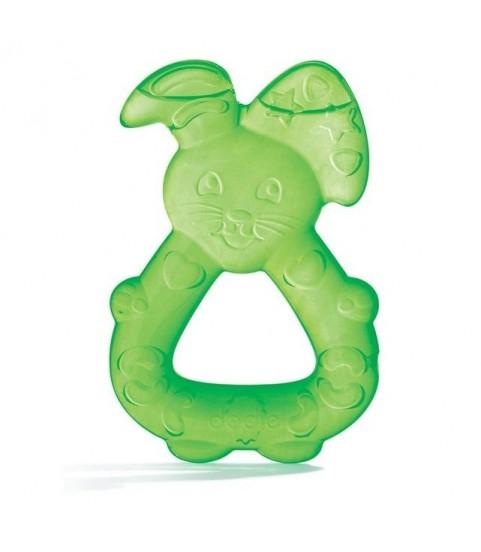 Dodie Anneau Dent Réfrigéré Lapin Vert