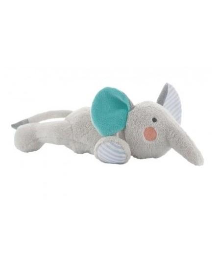 Dodie Bouillotte Bébé aux Pépins de Raisins Eléphant