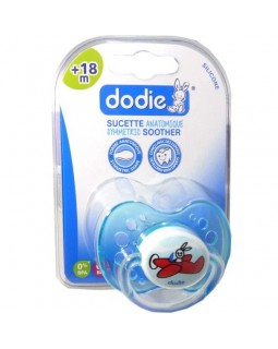 Dodie Anatomic Pacifier +18 Silicone G 38