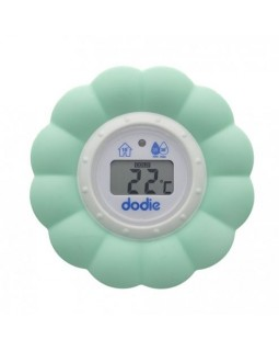 Dodie Thermometer 2in1 Bath and Room