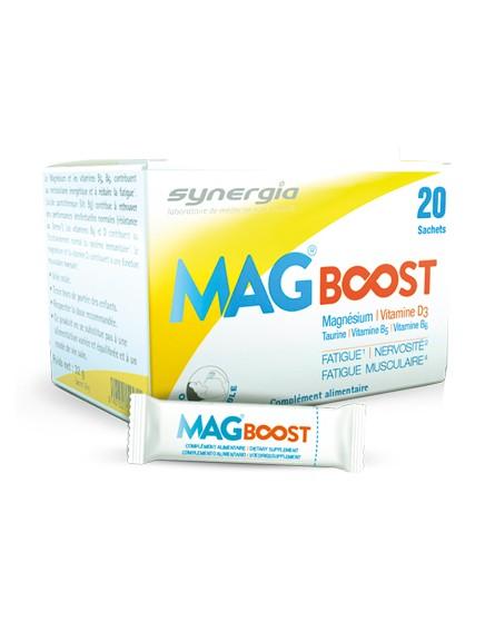 Mag Boost Magnesium