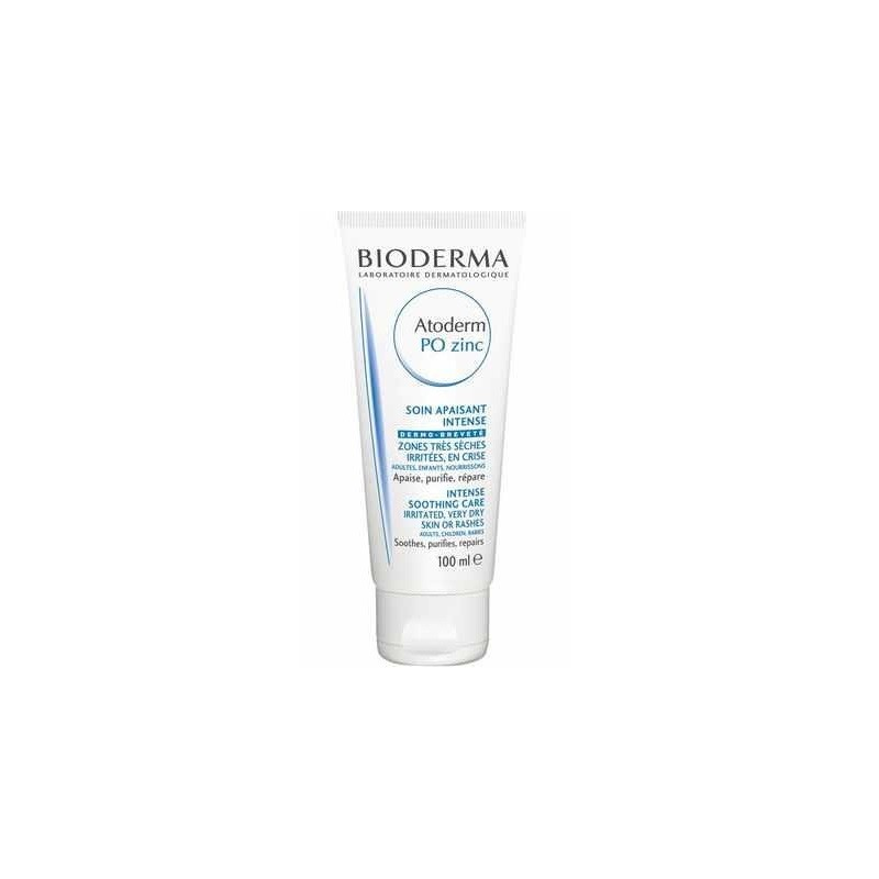 Bioderma Atoderm P.O. Zinc Cream 100Ml