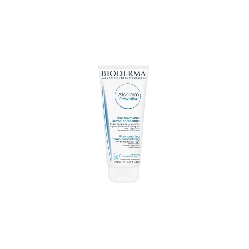 Bioderma Atoderm Preventive 200 ml