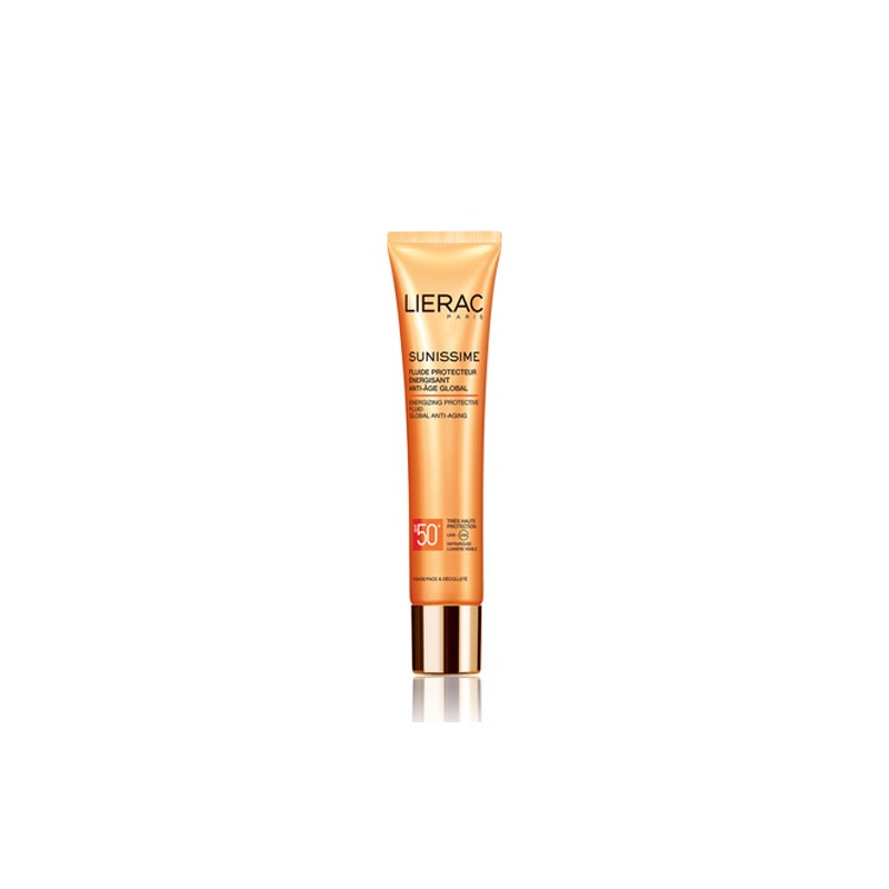 LIERAC SUNISSIME Anti-Aging Global Face SPF50+