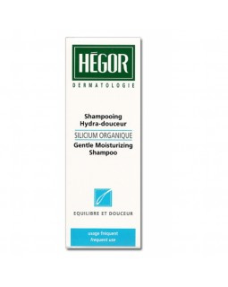Hegor Shampooing Hydra Douceur Usage Fréquent 150 ml - Packaging