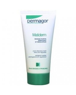 Dermagor Mask Matiderm Purity Drying and Regulating