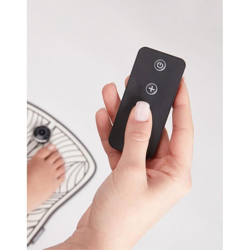Tapis d'electro stimulation - télécommande
