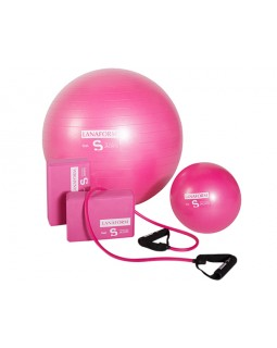 Kit de Fitness Balance & Pilates