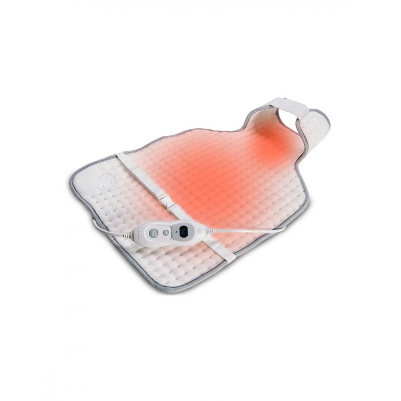 Back Heating pad - heated areas