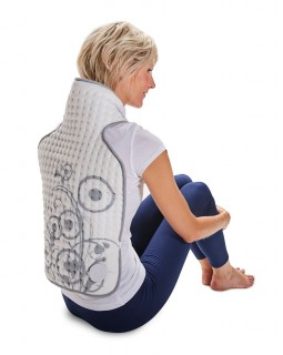 Back and Neck heating pad - User