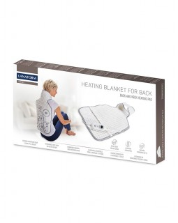 Back Heating pad packaging