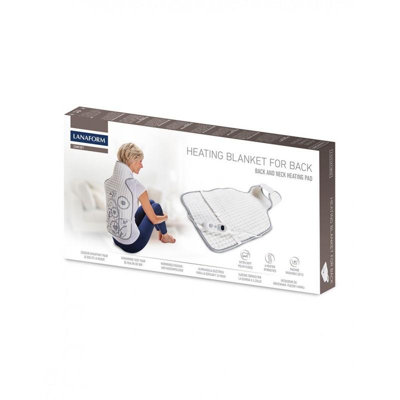 Back Heating pad packaging