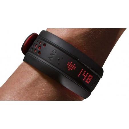Cardiofréquencemètre Mio Fuse - application 1