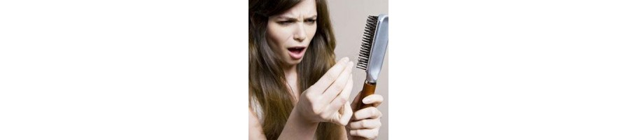 مستحضرات التجميل - مضادات تساقط الشعر