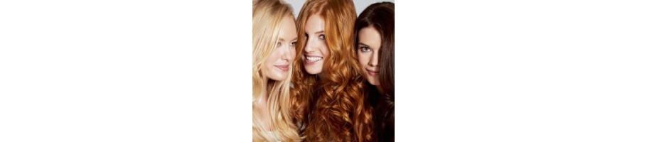 مستحضرات التجميل - تلوين الشعر