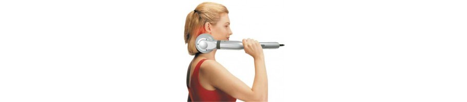 Massagers: A complete range of massage devices.