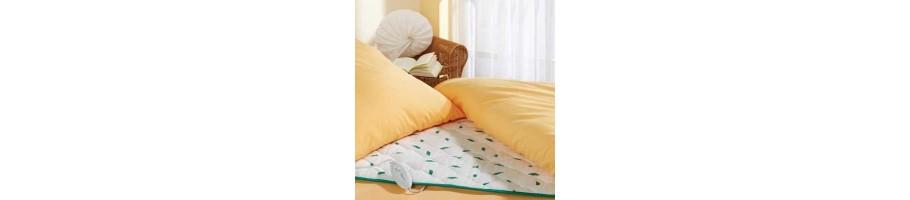 Vente des couvertures, coussins et sur-matelas chauffants au Maroc