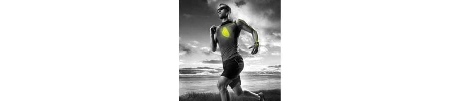 Montre cardio-training, podomètres et capteurs d'activité