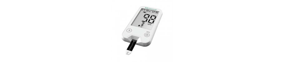 Glucometers to measure blood glucose simply at home